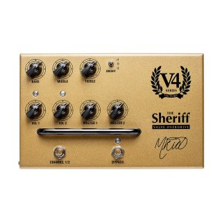 Victory Amplifiers V4 The Sheriff Preamp Pedal on RigShare