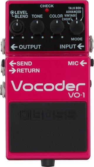 Boss VO-1 Vocoder on RigShare