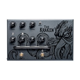 Victory Amplifiers V4 The Kraken Preamp Pedal on RigShare