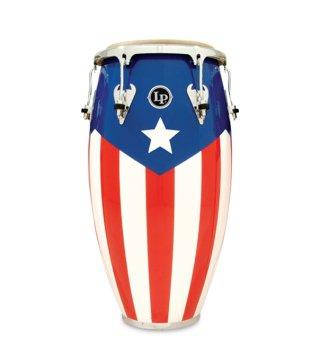 Latin Percussion Matador® Puerto Rican Heritage Wood Tumba on RigShare