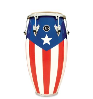 Latin Percussion Matador® Puerto Rican Heritage Wood Quinto on RigShare