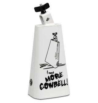 Latin Percussion Timbale Collect-A-Bell More Cowbell on RigShare