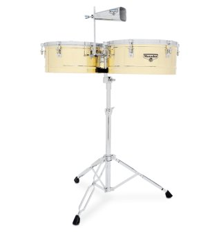 """Latin Percussion Matador® 14"""" And 15"""" Brass Timbales on RigShare"""