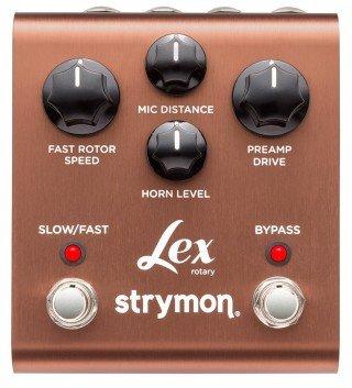 Strymon Lex Rotary on RigShare