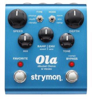 Strymon Ola on RigShare