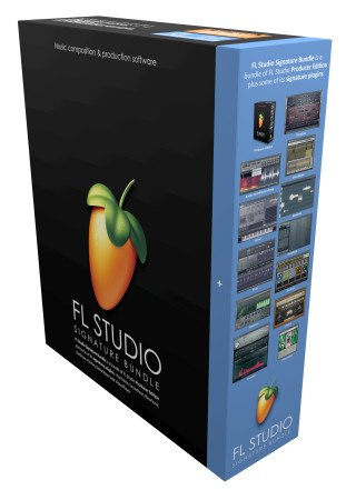 Image Line Software FL Studio 20 Signature Bundle on RigShare
