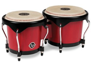 Latin Percussion City Series Wood Bongos on RigShare