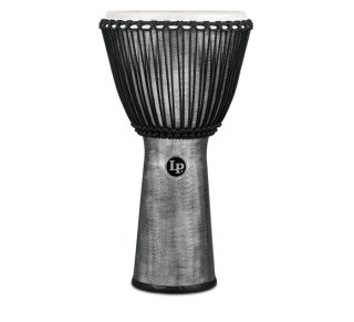 """Latin Percussion World Beat Fx 12 1/2"""" Rope Tuned Djembe Grey on RigShare"""