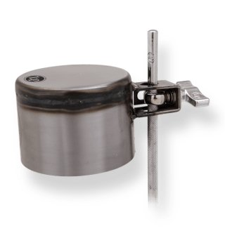 Latin Percussion Raw 4In Potz With Mount on RigShare