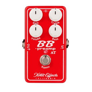 Xotic Pedals and Guitars 2017 Limited Edition Andy Timmons Signature BBP-AT on RigShare