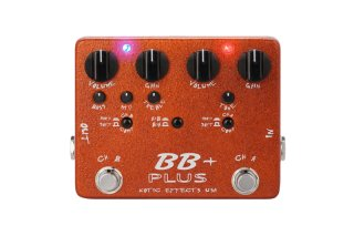 Xotic Pedals and Guitars BB PLUS on RigShare