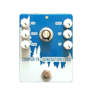 Cooper FX Generation Loss on RigShare