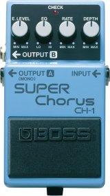 Boss CH-1 Super Chorus on RigShare