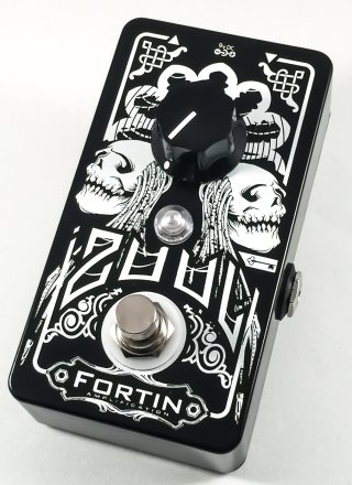 Fortin Amplification Zuul on RigShare