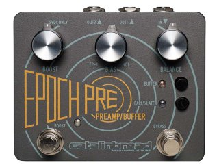 Catalinbread Pedals Epoch Pre on RigShare