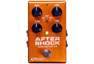 Source Audio Aftershock Bass Distortion on RigShare