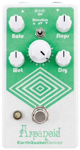 EarthQuaker Devices Arpanoid on RigShare