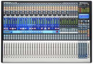 PreSonus StudioLive 32.4.2AI on RigShare