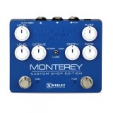 Keeley Electronics The Invisible Blue - Monterey - Custom Shop Limited Edition on RigShare