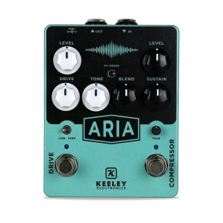 Keeley Electronics Aria Compressor Drive on RigShare