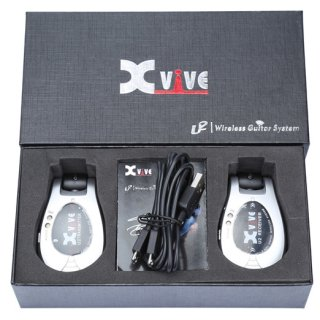 Xvive Audio USA U2 Wireless Guitar System on RigShare