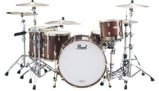 Pearl Drums Masterworks on RigShare