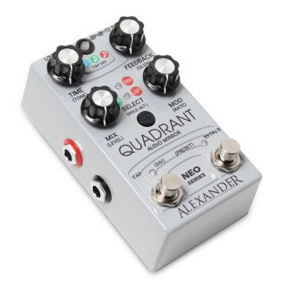 Alexander Pedals Quadrant on RigShare
