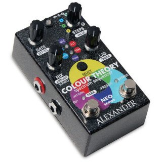 Alexander Pedals Colour Theory on RigShare