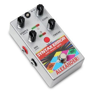 Alexander Pedals Syntax Error on RigShare