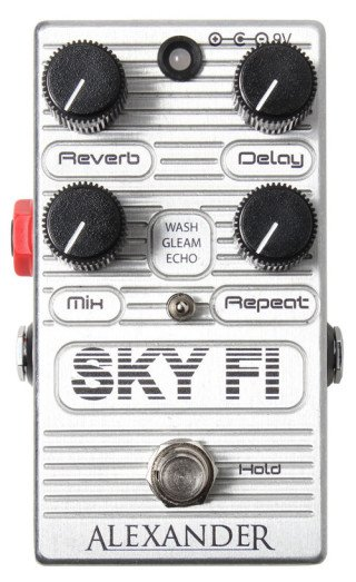 Alexander Pedals Sky Fi on RigShare