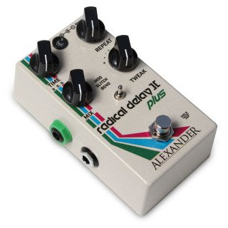 Alexander Pedals Radical Delay II+ on RigShare