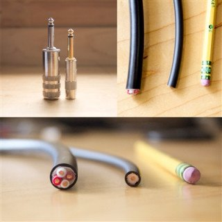 Sinasoid Premium Sasquatch Speaker Cable on RigShare