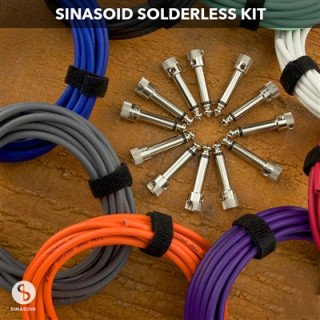 Sinasoid Solderless Patch Cable Kit on RigShare