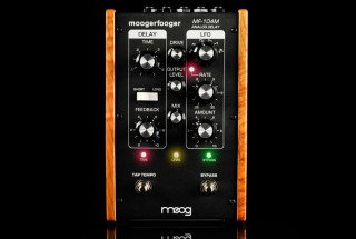 Moog Synths and Pedals MF-104M Analog Delay on RigShare