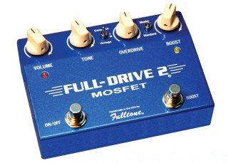 Fulltone Full-Drive2 Mosfet on RigShare