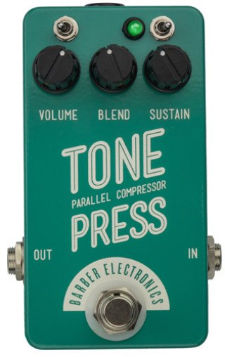 Barber Electronics Tone Press on RigShare