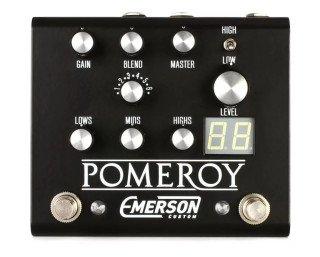 Emerson Custom Pomeroy on RigShare