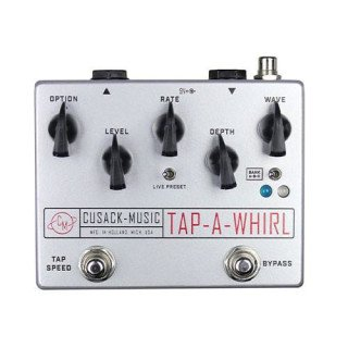 Cusack Music Tap-A-Whirl on RigShare