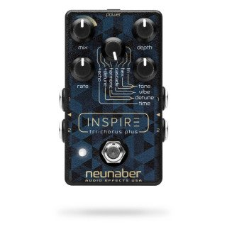 Neunaber Audio Inspire Tri-Chorus Plus on RigShare