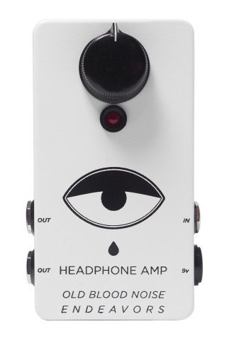 Old Blood Noise Endeavors OBNE Headphone Amp on RigShare