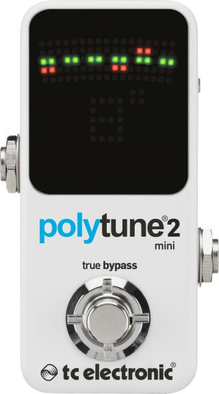 TC Electronic Polytune 2 Mini on RigShare