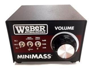 Weber Speakers Minimass 50W Attenuator on RigShare