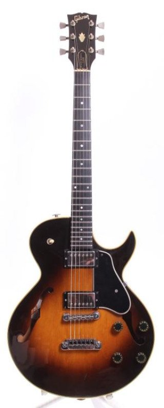 Gibson Howard Roberts Fusion on RigShare