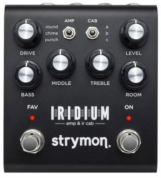 Strymon Iridium on RigShare