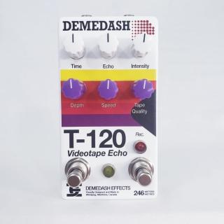 Demedash Effects T-120 Videotape Echo on RigShare