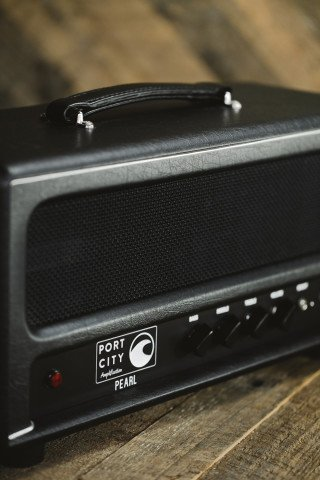 Port City Amps Pearl Head on RigShare