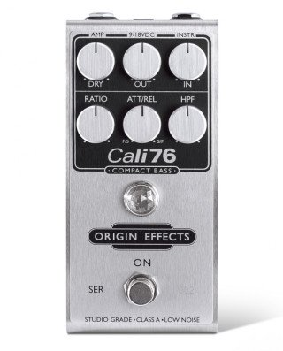 Origin Effects Cali76 Compact Bass on RigShare