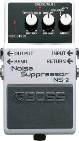 Boss NS-2 Noise Suppressor on RigShare