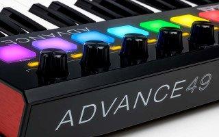Akai Professional Advance 49 on RigShare