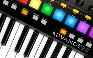 Akai Professional Advance 25 on RigShare
